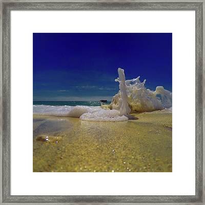 Summertime Framed Print by Contemporary Art