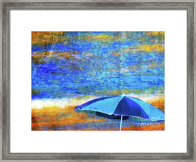 Summertime-iii Framed Print