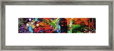 Summertime In The 509 Framed Print by Lisa McKinney