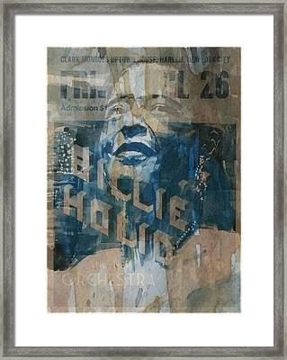 Summertime Framed Print by Paul Lovering