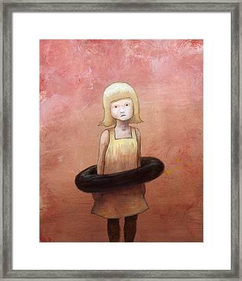Summertime Rulz Framed Print by Ethan Harris