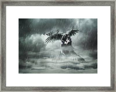 Summit Framed Print by Svetlana Sewell