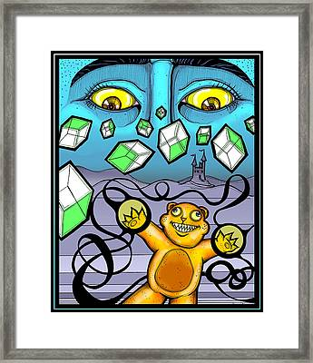 Summoner Framed Print by Christopher Capozzi
