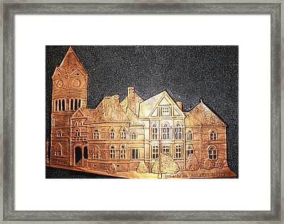 Sumter County Courthouse - 1897 Framed Print