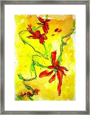 Sun Catchers 1 Framed Print