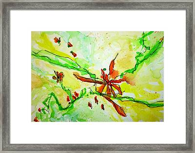 Sun Catchers 3 Framed Print