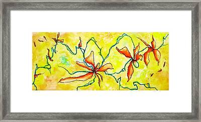 Sun Catchers 4 Framed Print