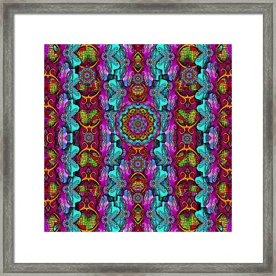 Sun It Was In Modern And Ancient Times Framed Print by Pepita Selles