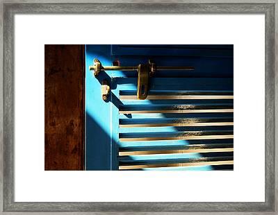 Framed Print featuring the photograph Sun Kissed by Prakash Ghai