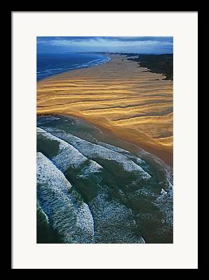 South Coast Framed Prints