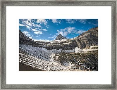 Framed Print featuring the photograph Sun Road by Jason Naudi
