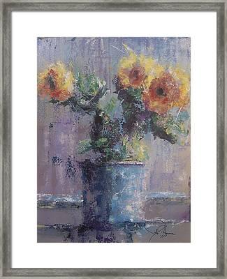 Sunshine Framed Print by John Henne