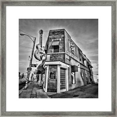 Sun Studio - Memphis #2 Framed Print by Stephen Stookey