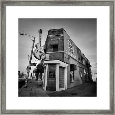 Sun Studio - Memphis #4 Framed Print by Stephen Stookey