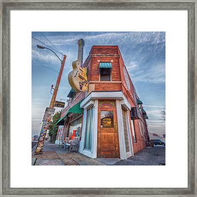 Sun Studio  Framed Print by Stephen Stookey