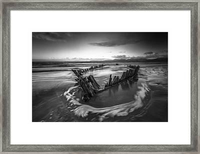 Sunbeam V Framed Print by Marek Biegalski