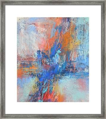 Sunburn Framed Print