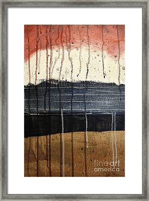 Sunburst Framed Print by Brian Drake - Printscapes
