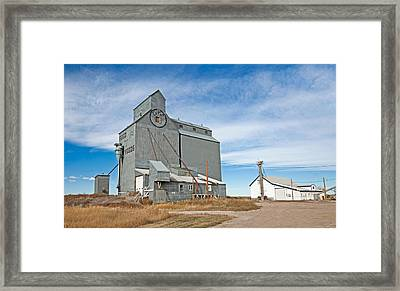 Framed Print featuring the photograph Sunburst Montana by Fran Riley