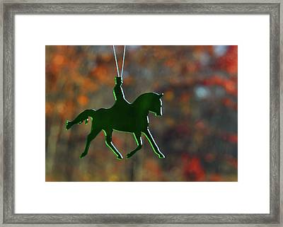Sundancer Framed Print by JAMART Photography