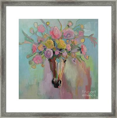 Sunday Best Framed Print by Kimberly Santini