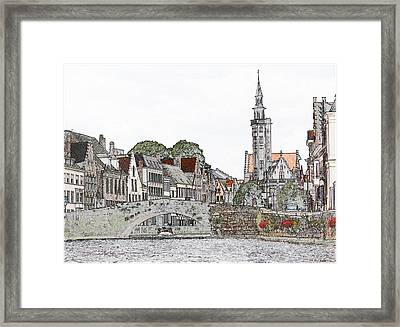 Sunday Morning Framed Print