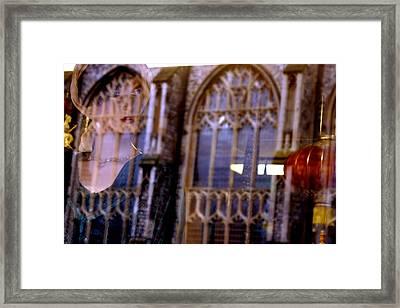Sunday Service Framed Print by Jez C Self