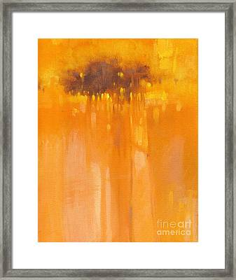 Sundown Framed Print by John Francis