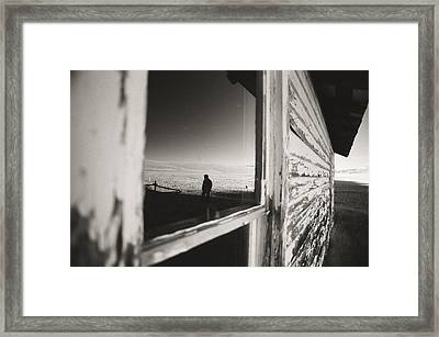 Sundown No. 1 Framed Print