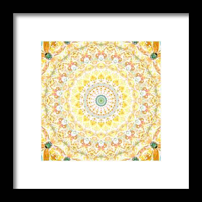 Circle Framed Prints