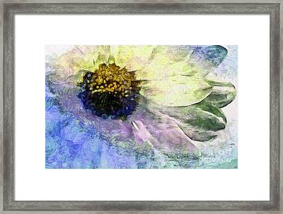 Sunflower Of Hope Framed Print