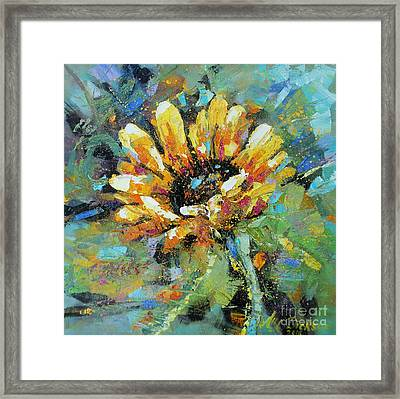 Sunflowers II Framed Print
