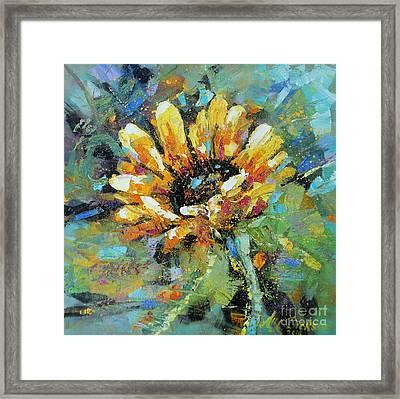 Sunflowers II Framed Print