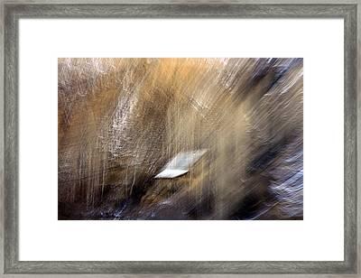 Sunlights Framed Print by Robert Shahbazi