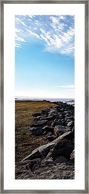 Framed Print featuring the photograph Sunny Afternoon-t1 by Onyonet  Photo Studios