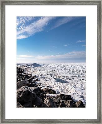 Framed Print featuring the photograph Sunny Afternoon-t2 by Onyonet  Photo Studios