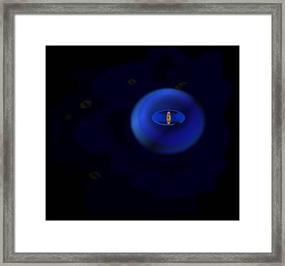 Sunnyside Up Framed Print by Susan Nelson