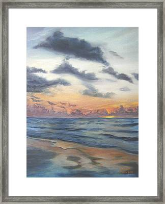 Sunrise 02 Framed Print
