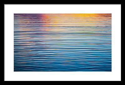 Beautiful Sunrise Photographs Framed Prints