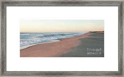 Sunrise At Nauset Framed Print