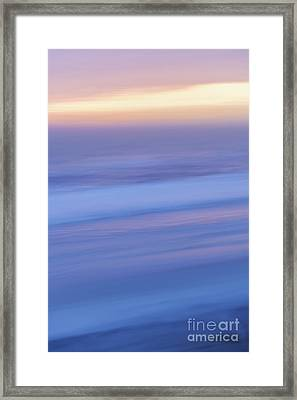 Sunrise Atlantic 1 Framed Print by Elena Elisseeva