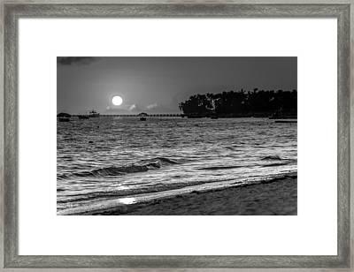Sunrise  Framed Print by Bulik Elena