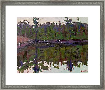Sunrise Long Reach Framed Print by Phil Chadwick