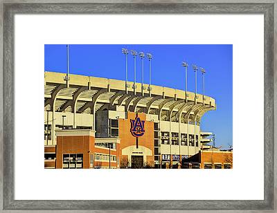 Sunrise On Jordan Hare Framed Print by JC Findley