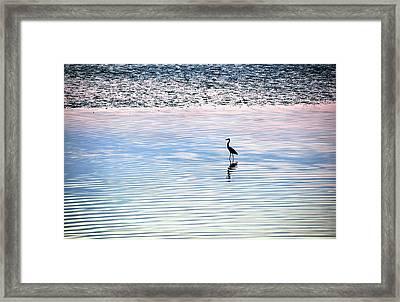 'sunrise Serenity' Framed Print