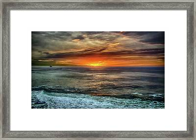 Sunrise Special 2 Framed Print