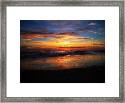 Sunrise Sunset  Full Framed Print