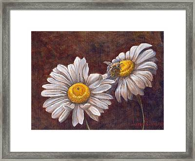 Suns Harvest Framed Print by Jeff Brimley