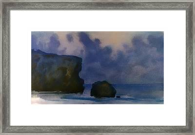 Sunset 4 Framed Print by Valeriy Mavlo