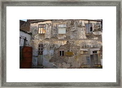 Sunset Reflection Framed Print by Sidsel Genee